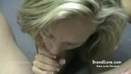 Lovely facial Amateur office blowjob