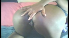 Dark Skinned BBW Pussy Squirting Multiple Times