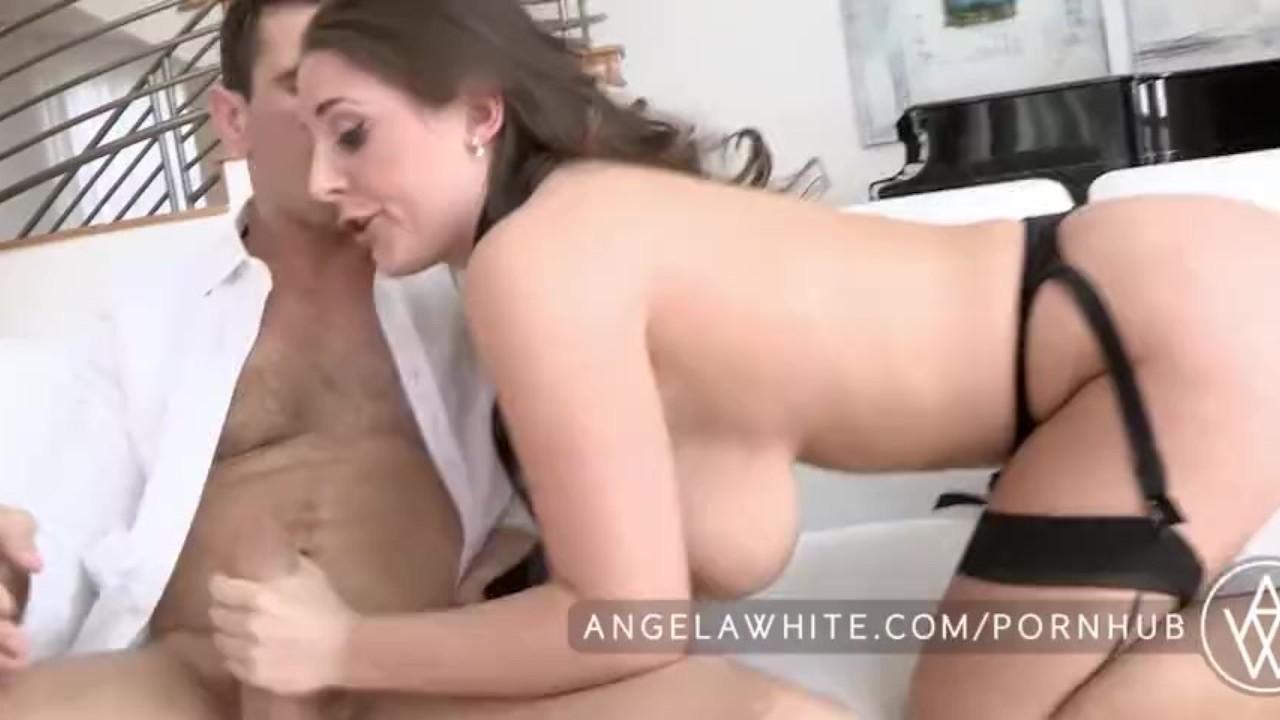 Angela White Cream Porn busty angela white fucks manuel ferrara
