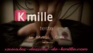 Orgasm gel - Kmille teste le gel de massage nuru magicgel