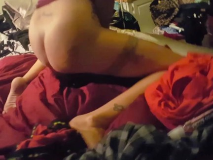 My Pussy got Destroyed! - Hotwife pussy abused, huge dildo, fists, creampie