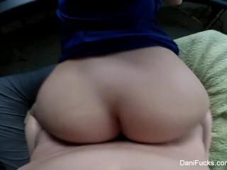 Home video fucking with Dani Daniels