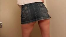 Cougar Wets Panties