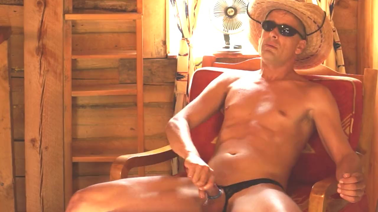 Solo Male Shaking Orgasm