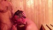 Dragon boy gay suck - Daddy son cock suck in the sauna