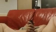 Hairbrush ass fucking