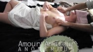 Erotic usherette - Egyptian erotic balm massage - part three - facial and bosom