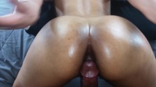 First Anal Creampie......BuccWild $tyle