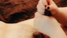Nice Nails Sensual Edging Handjob By Mitzi