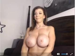 Sara Jay Webcam fun
