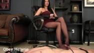 Xvideo pantyhose bondage Intense pantyhose teasing