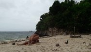 Nude beach in ct - Hot sex on a hidden beach of small island