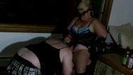 Cuckholds porn Sexy bbw cuckholds sissy slut with big dildo