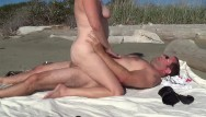 Amateur beach sex blog - Sex on public beach - sexy outdoor milf fucking