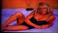 Wong vintage lace Vintage voyeur fantasy black lace muscle fetish with fbb latia