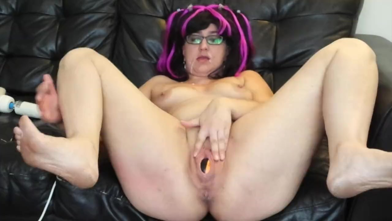 Slut sucks cock with NERF ball in pussy then masturbates with cum on face |  Redtube Free Cumshot Porn