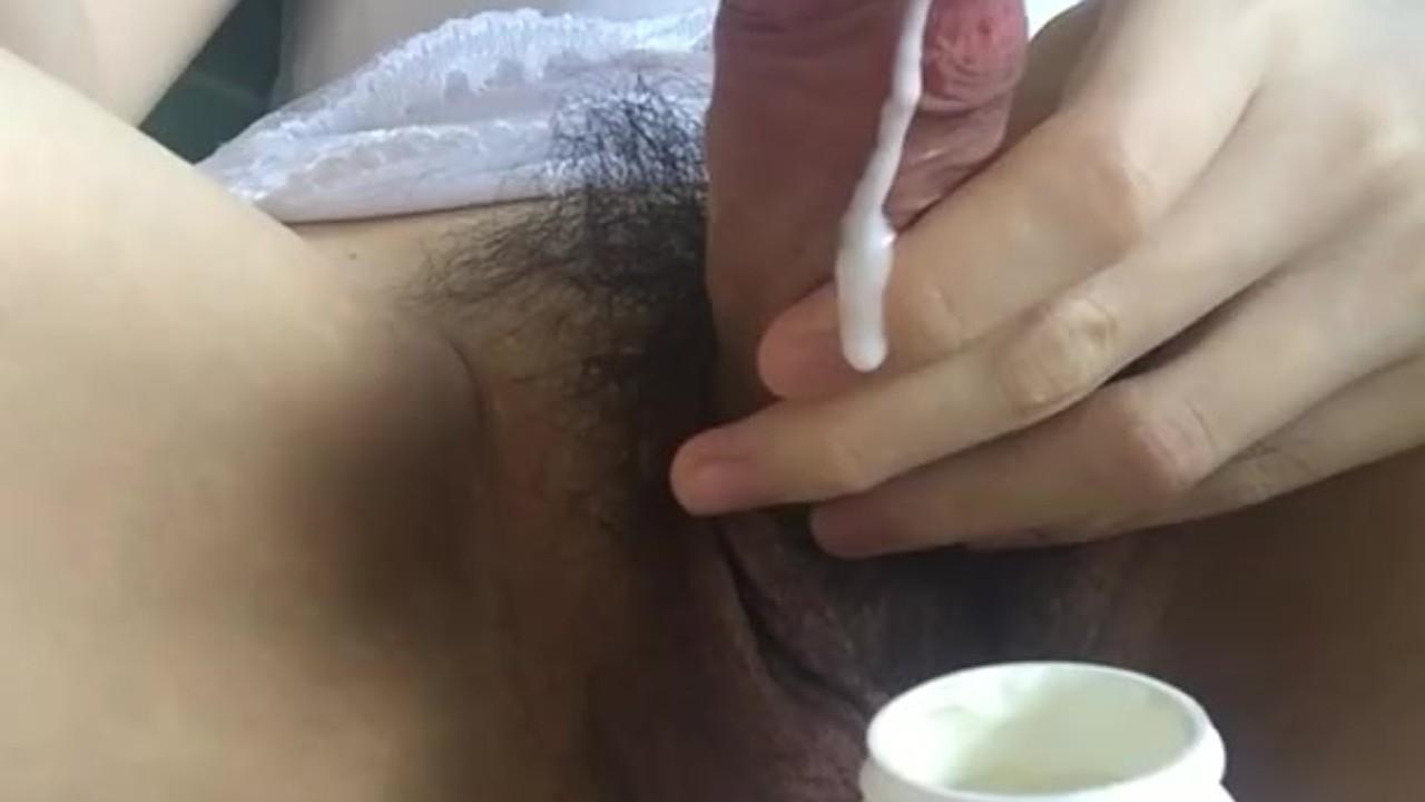 猫伪娘 酸奶 `Yoghurt~URETHRA PLAY~~