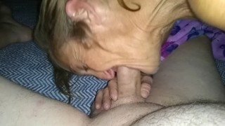 Cougars blowjobs