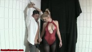 Hiphop video vixons sex - Do anything to cum - castratrix ballbuster at work in pantyhose