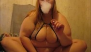 Fat ugly women in bikini pictures Ugly fat ass smoking and playing with vibrator