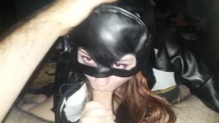 Batgirl blows best
