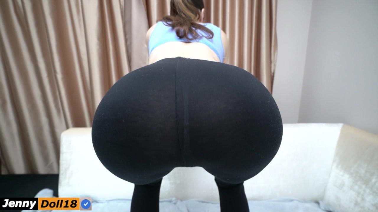 Sexy Teen Girl Nice Ass Solo