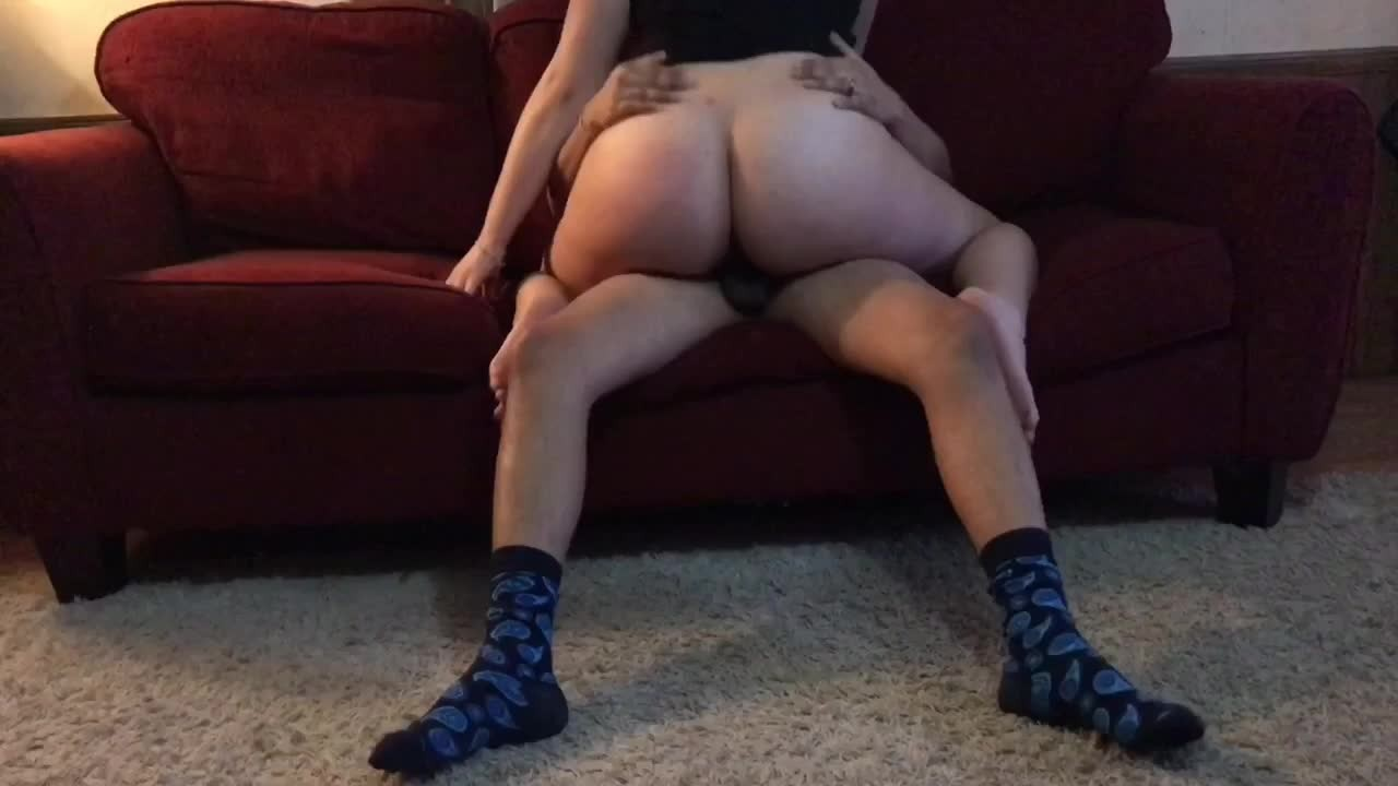 Blonde Milf Prostate Massage