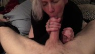 Dried on cum facial - Daddys lil cum starved princess sucks his cock dry with a perfect blowjob