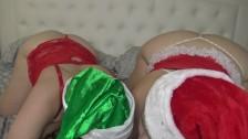 Christmas Blowjob Sandwich