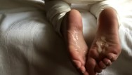 Shemale jerking cum compilation - Jerk off to my feet. footjob cumshot compilation. cum on feet, soles, toes