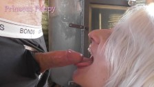 PAWG good wife fucks outdoors - Princess Poppy