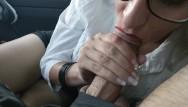 Secretary blowing cocks Good secretary sucks cock in car - princess poppy
