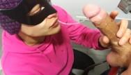 Blowjob contest solveig Jeune femme suce et se fait baiser dans les toilettes dun magasin -solveig