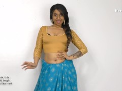 Indian Red-hot Aunty Pissing Point Of View Roleplay In Hindi (eng Subs)