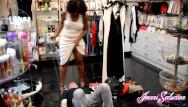 Secret desires sex shop Sex shop foot slave trampled by imani seduction