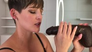 Blow cock job movie sucking xxx Big black cock fantasy blow job with cim xxx