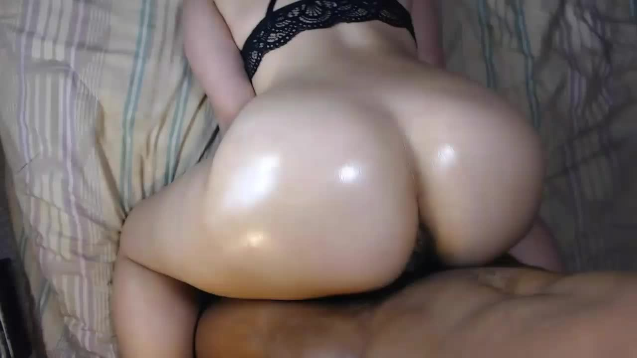 Throw Ass Back Creampie