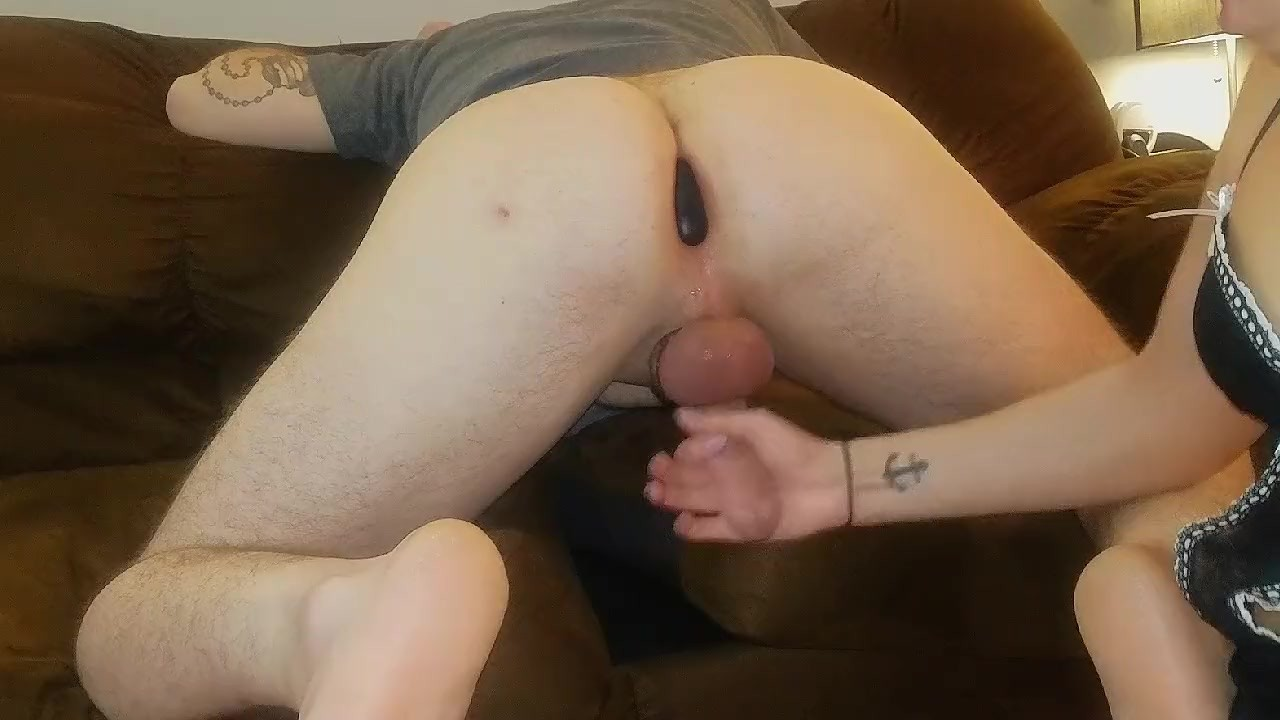 Prostate cock milking