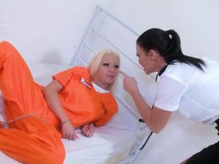 Prison Porn Breaking & Entering ft Jasmine Jae – Full Scene 4K