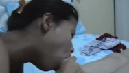 Deep throat play movie Learning deep throat and cum swallow lesson 1