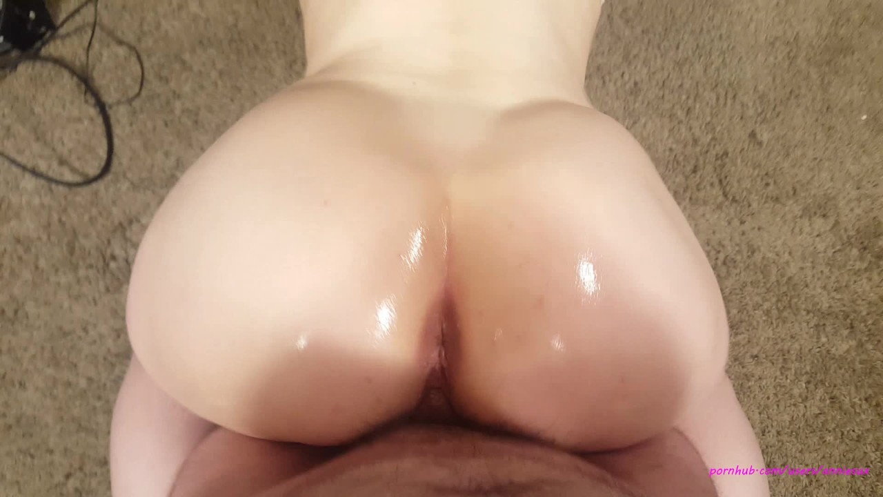 Big White Ass Gets Pounded