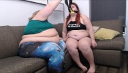 Ideal body weight for a teen Ssbbw ivy davenport funnel feeds bbw wood weight gain shake with burps