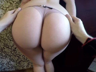 Cum Looks Perfect on That Ass II