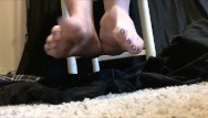 Fantasy roleplay sex Hot teacher and student foot worship roleplay foot fetish fantasy