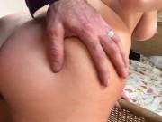 Stepdaughter seduces Stepdad