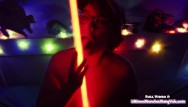Star war and vintage toy hobby - May the 4th be with you - star wars toy play and light saber bating