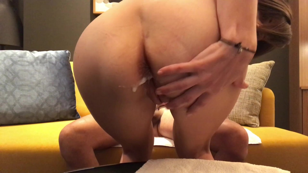 Please Put your Cream in my Ass!