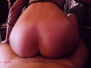 Tanned milf sloppy blowjob and fuck Lo-Fi