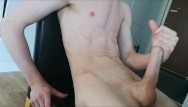 Pornhub gay sex - Exploding cumshot after jerkning off to pornhub