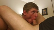 Gay cock dick pictures - Hubby lets me swallow his dick twice a day like this